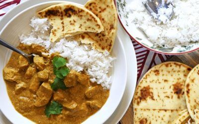 Slow Cooker Butter Chicken Curry