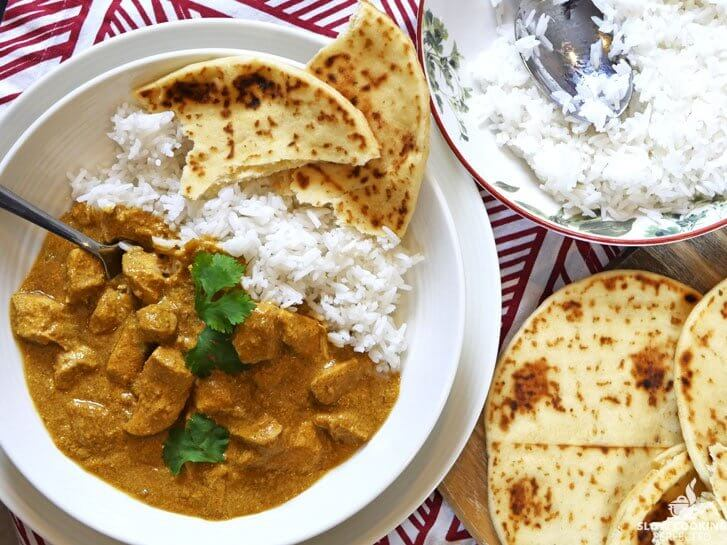 Slow Cooker Butter Chicken Curry - Slow Cooking Perfected