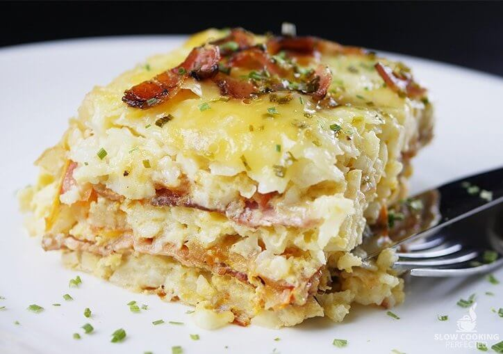 What are some slow cooker breakfast recipes?