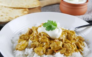 Slow Cooker Korma