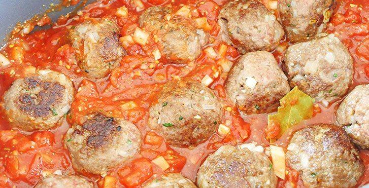 slow cooker meatballs prep ahead