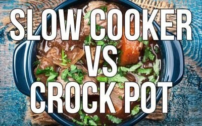 Slow Cooker vs Crock Pot: All You Need To Know!