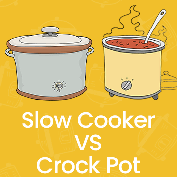 Slow Cooker vs Crock Pot