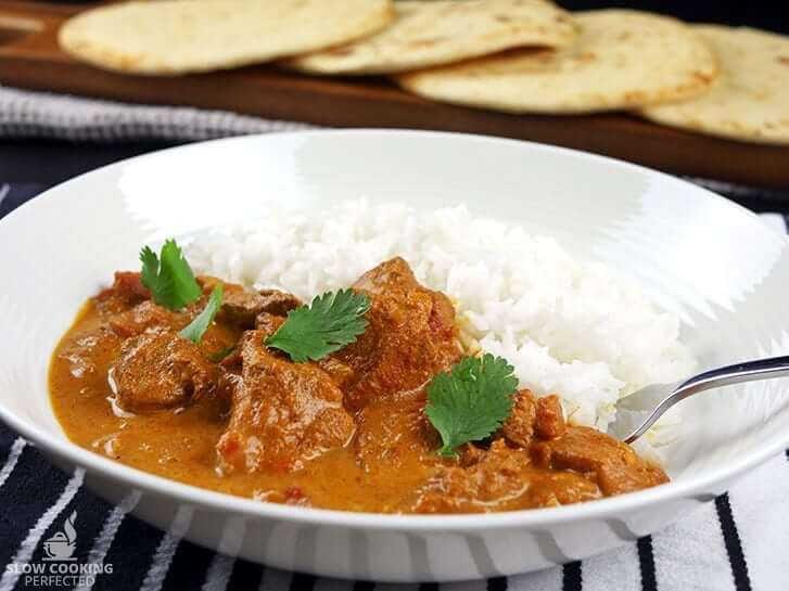 Slow Cooker Chicken Tikka Masala v6