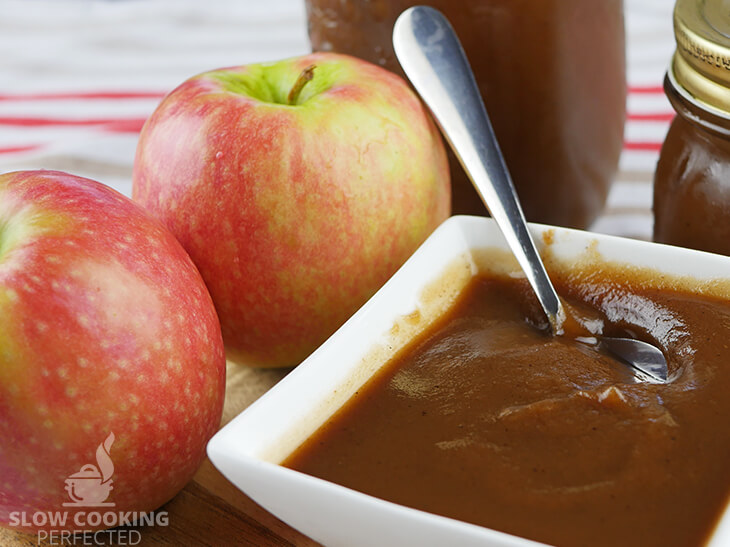 Slow-Cooked Apple Butter