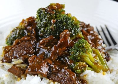 Flavor Packed Beef and Broccoli