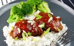 Mouth Watering Slow Cooker Teriyaki Chicken