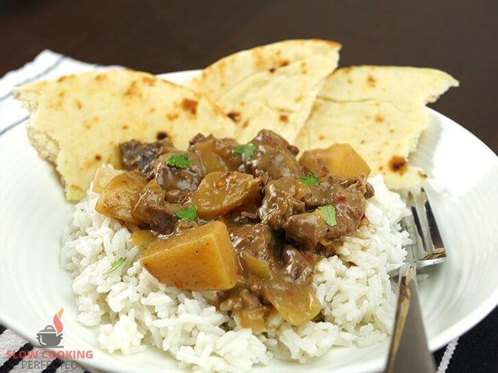 Slow Cooker Massaman Curry