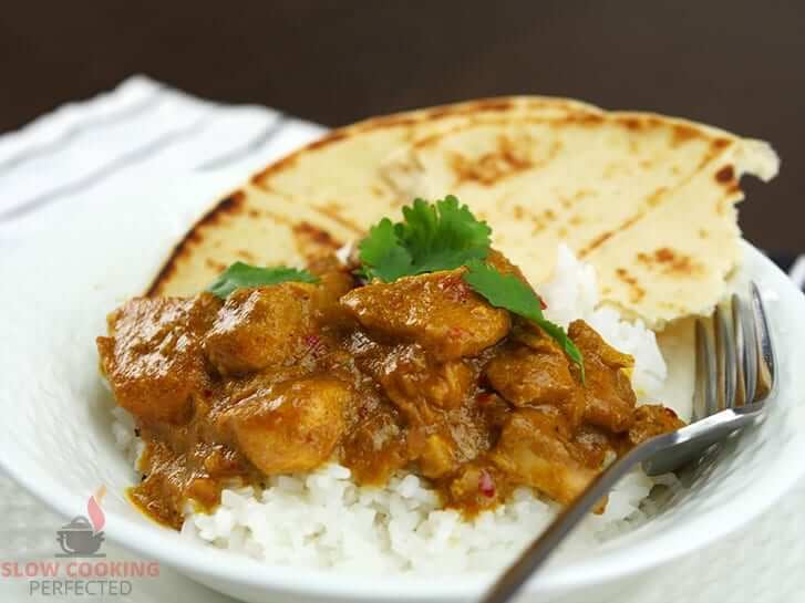 Slow Cooker Peanut Chicken Curry