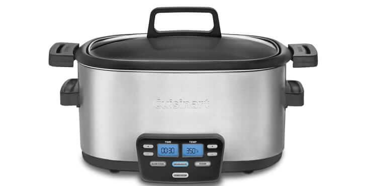 Three in One Slow Cooker