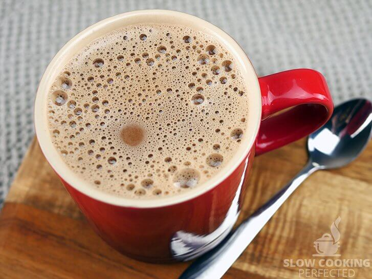 Hot Chocolate from the Slow Cooker