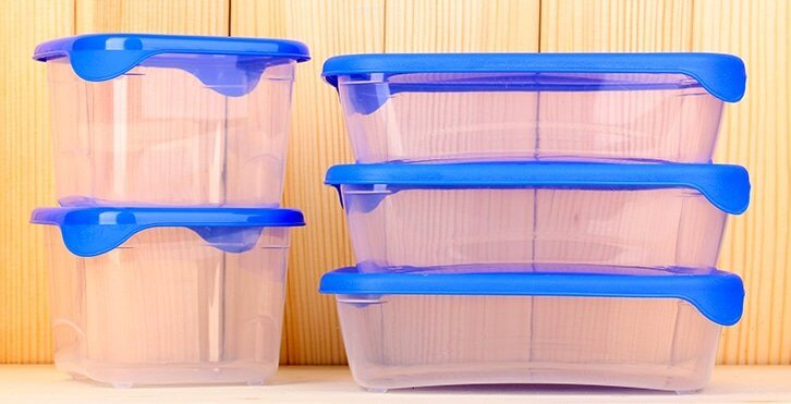 Microwavable Food Containers