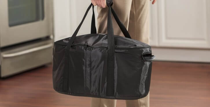 slow cooker carry bag