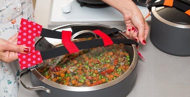 slow cooker lid lock