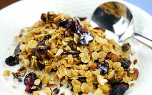 Slow Cooker Granola