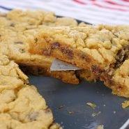 Slow Cooker Cookie