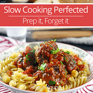 Slow Cooking Perfected Prep-it, Forget-it Cover Page