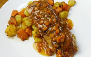 Slow Cooker Duck and Orange