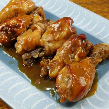 Slow Cooker Honey BBQ Chicken