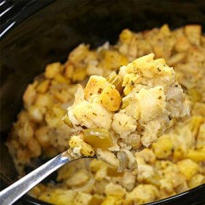 Slow Cooker Thanksgiving Recipes thumbnail
