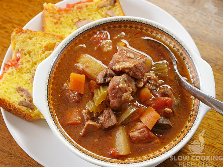 Slow Cooker Pork Stew