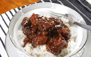 Slow Cooker Korean Beef